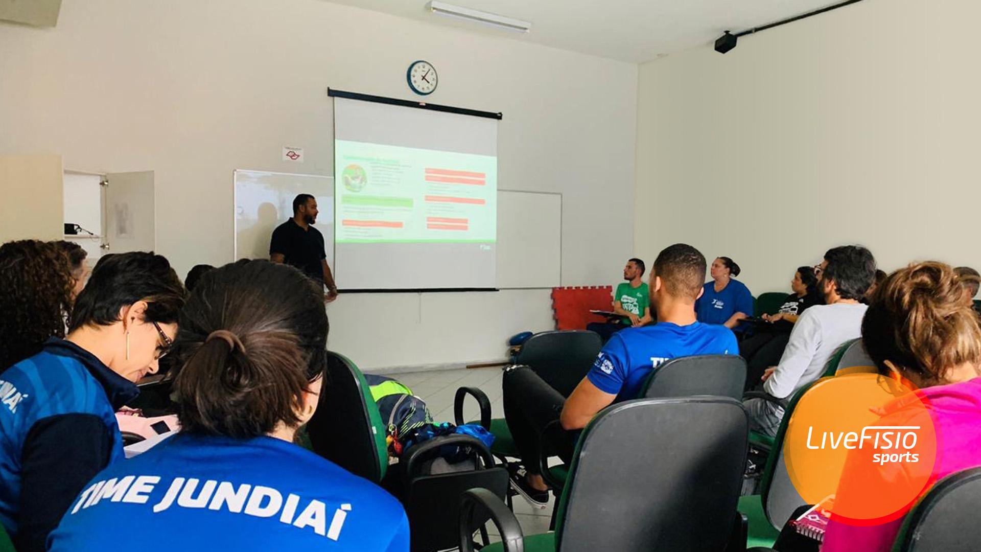 TIME Jundiaí: Educadores esportivos participam de capacitação na ESEF